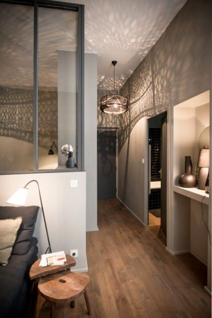 ATELIER RUE VERTE le blog: Lyon / appartement d'hôtes / total look gris et bleu…
