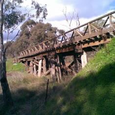 Goulburn Valley rail trail