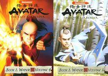 Avatar - The Last Airbender: Book 1 - Water, Vols. 3 & 4 [2 Discs] [DVD]