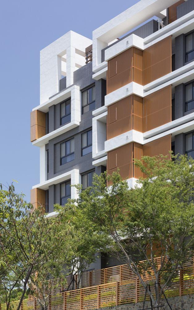 Gallery - Apartment Complex in Qiyan / LRH Architects - 15