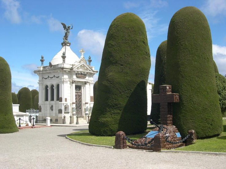Cementerio de Punta Arenas