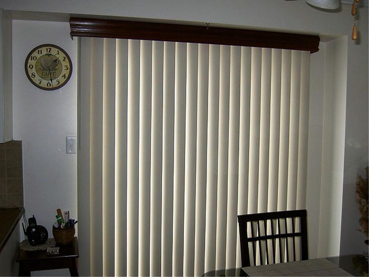 Amazing Vertical Blind Valance Ideas