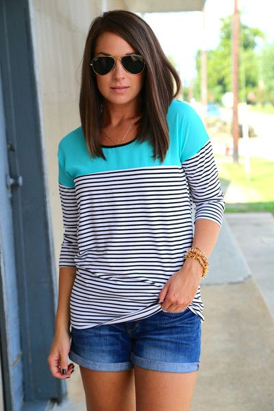 40 Fashion Statements and Styles Using Turquoise