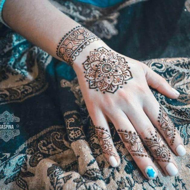 mehendi designs for hand