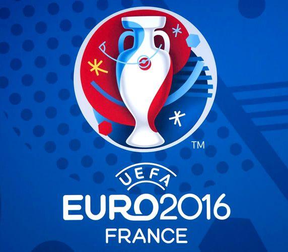 Logo de la Eurocopa Francia 2016