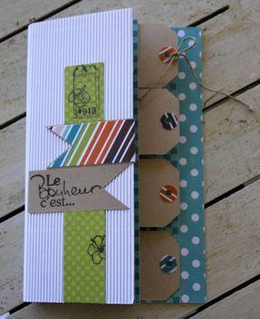 idee fête des pères/mère tout petits, un tag/onglet pour une lettre papa/maman, et une photo de l'enfant