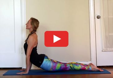 This fast-paced flow provides a dynamic and effective routine, and it's totally doable for any level.