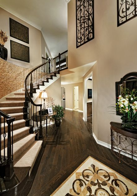 Staircase Home Foyer : Best foyer staircase ideas on pinterest curved