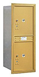 4C Horizontal Mailbox - 11 Door High Unit (41 Inches) - Single Column - Stand-Alone Parcel Locker - 2 PL5's - Gold - Rear Loading - USPS Access by Salsbury Industries. $303.47. 4C Horizontal Mailbox - 11 Door High Unit (41 Inches) - Single Column - Stand-Alone Parcel Locker - 2 PL5's - Gold - Rear Loading - USPS Access - Salsbury Industries - 820996413277. Save 13% Off!