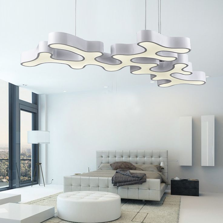 Modern Simple Acrylic pendant dinning light HOT SALES cloud design