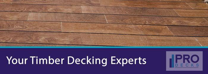 Timber Decking Experts