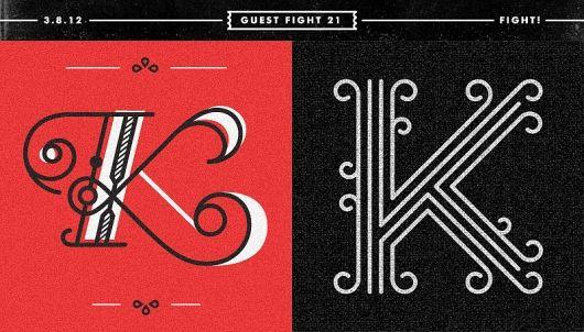 K vs. K