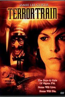 Terror Train (1980), Astral Bellevue Pathe and Sandy Howard Productions with Jamie Lee Curtis. She was on a horror roll this year.