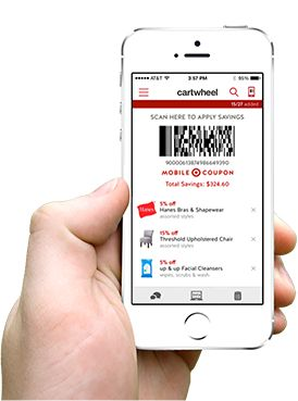This app is awesome!!!!! Just search for the products on your shopping list, add the discounts, and scan once at the checkout! I just saved my sister $25 or more on move in stuff and I've saved nearly $20 already on normal household products!