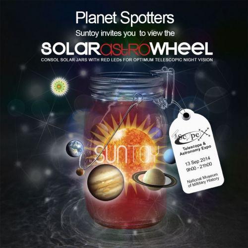 Solar AstroWheel