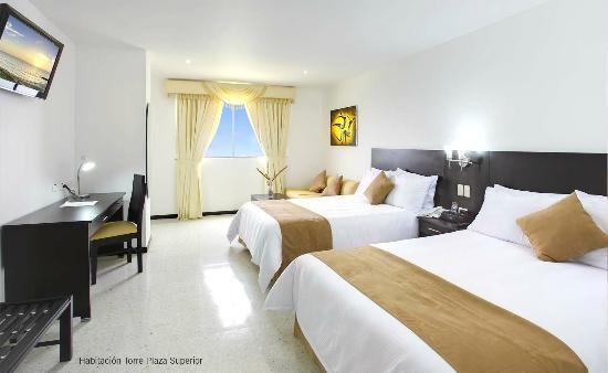 Hotel Cartagena Plaza (Cartagena, Colombia) - Hotel - Opiniones y Comentarios - TripAdvisor