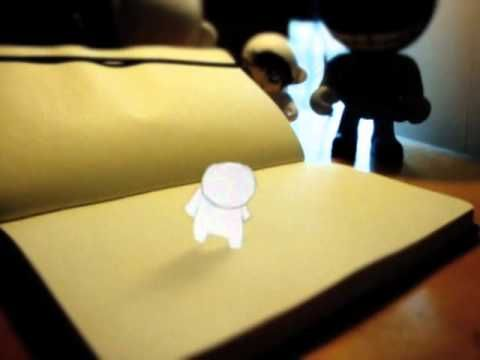 Live Action vid with Hand Drawn animation -TEST