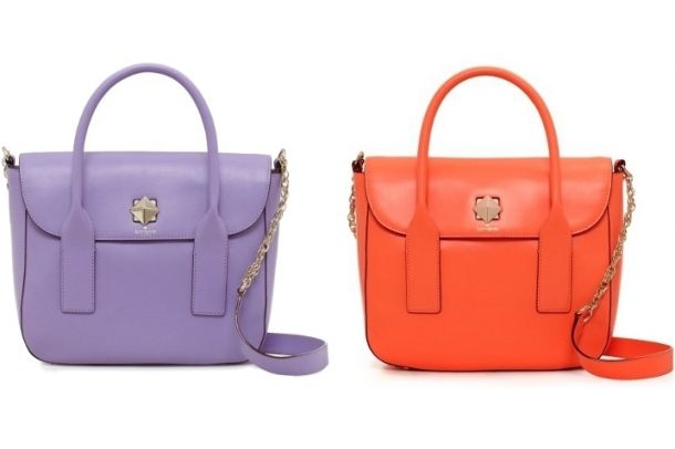 images of kate spade's handbags   Image courtesy of Kate Spade