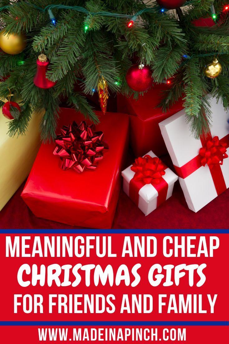 Amazing Thoughtful But Inexpensive Christmas Gifts Updated Cheap Christmas Gifts Inexpensive Christmas Affordable Christmas Gifts