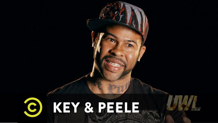 Key & Peele - Ultimate Fighting Match Preview-This is hands down the funniest thing I have seen in my life. My stomach hurts from laughing!
