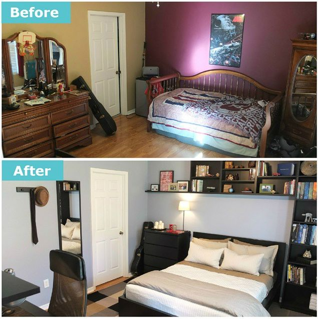 Bedroom Makeover Ideas For College Students IKEA Home Tour Episode