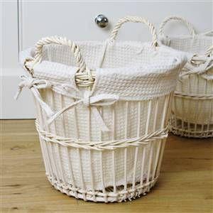 Cream basket/bin - medium