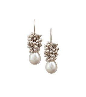 Susanne Wein silver earrings