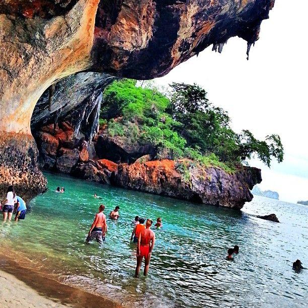 For Phra Nang (Thailand) travel stories, reviews, itineraries and tips, please visit https://scarletscribs.wordpress.com/tag/phra-nang/