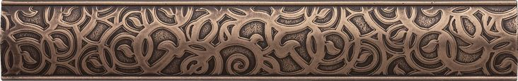 Sandgate Cast Metal 2 x 12 Nouveau Border