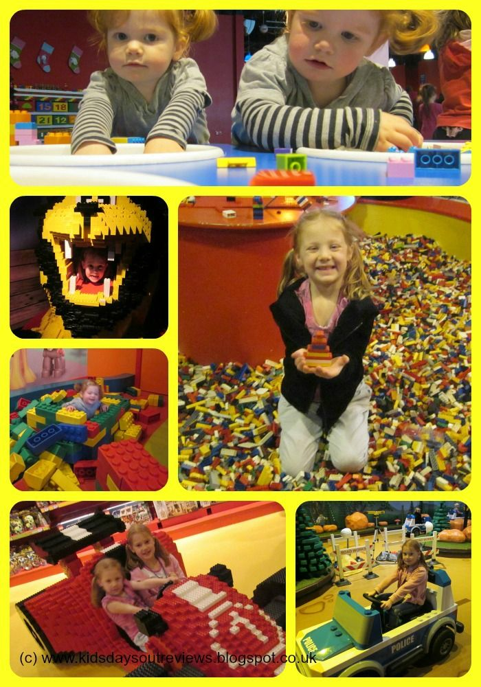 Legoland Discovery Centre Manchester review