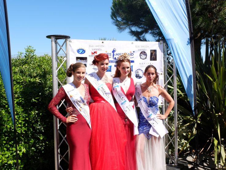 Le jury du concours Miss Mermaid France a longuement délibéré dimanche après-midi. À l'issue des épreuves aquatiques à Vannes, et du défilé au...