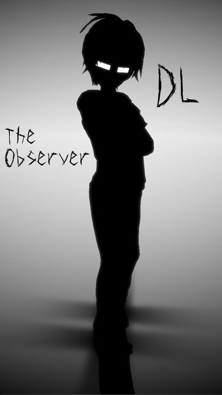 the observer creepypasta | MMD] Creepypasta - The Observer - **DL** by Laxianne
