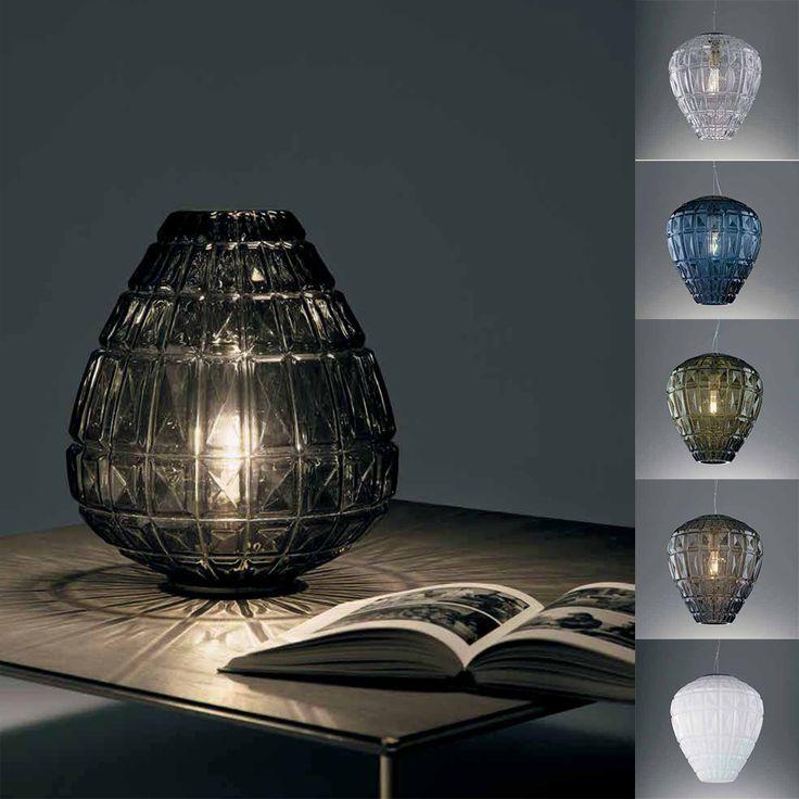 Sforzin Illuminazione Reflex - Designer Tischleuchte