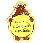 The Gruffalo Party Invitation Cards