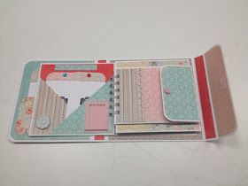 "Scrap i Pebre: Mini Album ""Anna"""