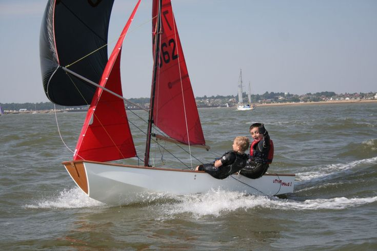 24 best images about Mirror dinghy on Pinterest