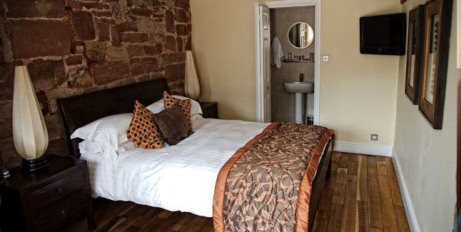 The Pheasant Inn | Accommodation cheshire