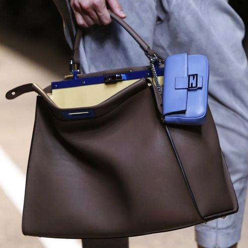 Fendi Brown Peekaboo Bag | Outlet Value Blog