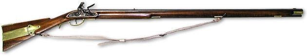 1792 Contract Rifle; issued to riflemen in the Whiskey Rebellion, Gen. Wayne's  1794 Ohio Campaign and may have been carried on the Lewis and Clark expedition.