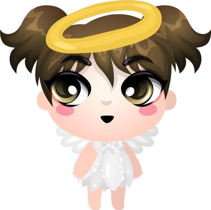 Angel Baby Girl