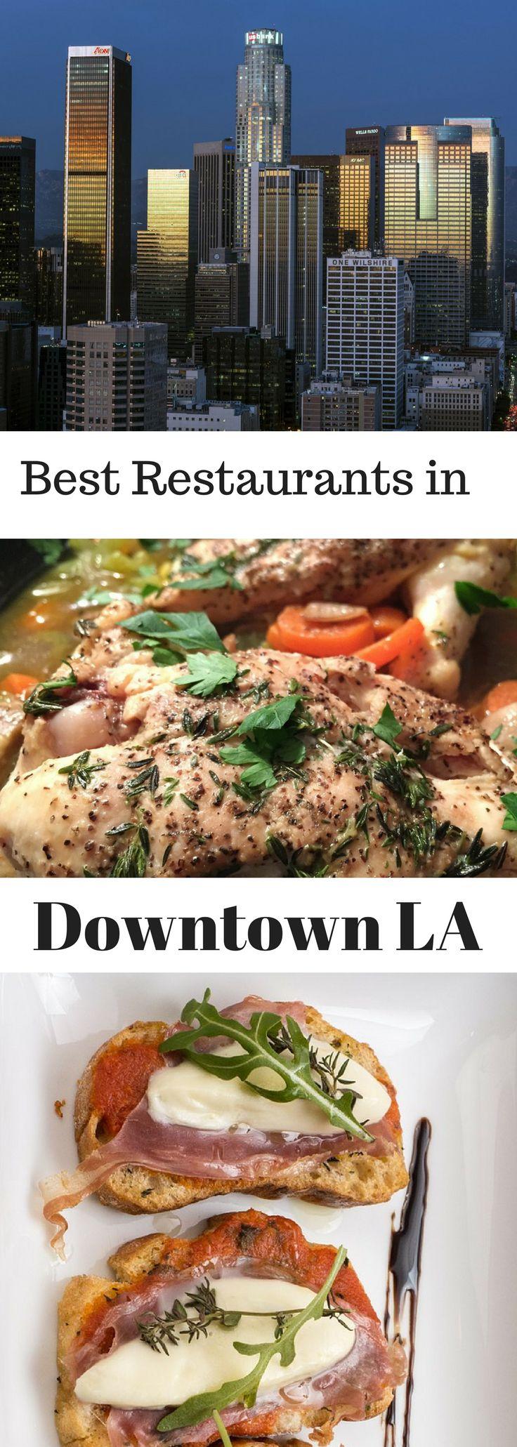 restaurants downtown la   downtown la restaurants   los angeles restaurants   downtown restaurants