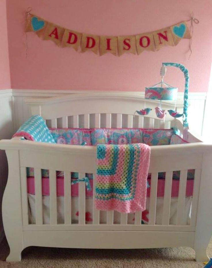 Pixie Baby In Aqua Baby Bedding Baby Room Bed Girl Nursery