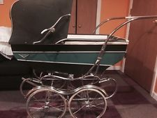 Stroller carriage antique old
