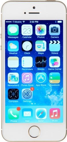 Apple iPhone 5s 16GB (Gold) - T-Mobile - For Sale