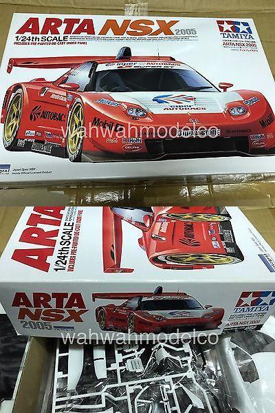 1 24 Scale 145974: Tamiya 1 24 24288 Arta Nsx 2005 Model Kit -> BUY IT NOW ONLY: $30 on eBay!