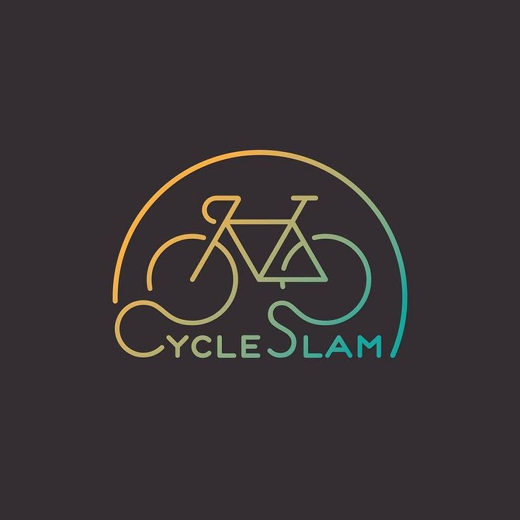 Made this a wile back   #bycicle #cycling #cycle #bike #logo #illustration…