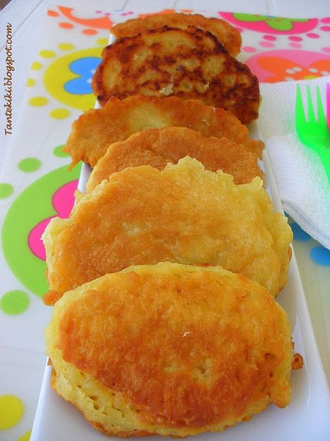 Tante Kiki: Τηγανίτες πατάτας από τη Ρωσία
