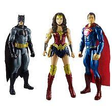 """Batman VS Superman - Coffret 3 figurines 30cm - Superman, Wonder Woman et Batman - Mattel - Toys""""R""""Us"""
