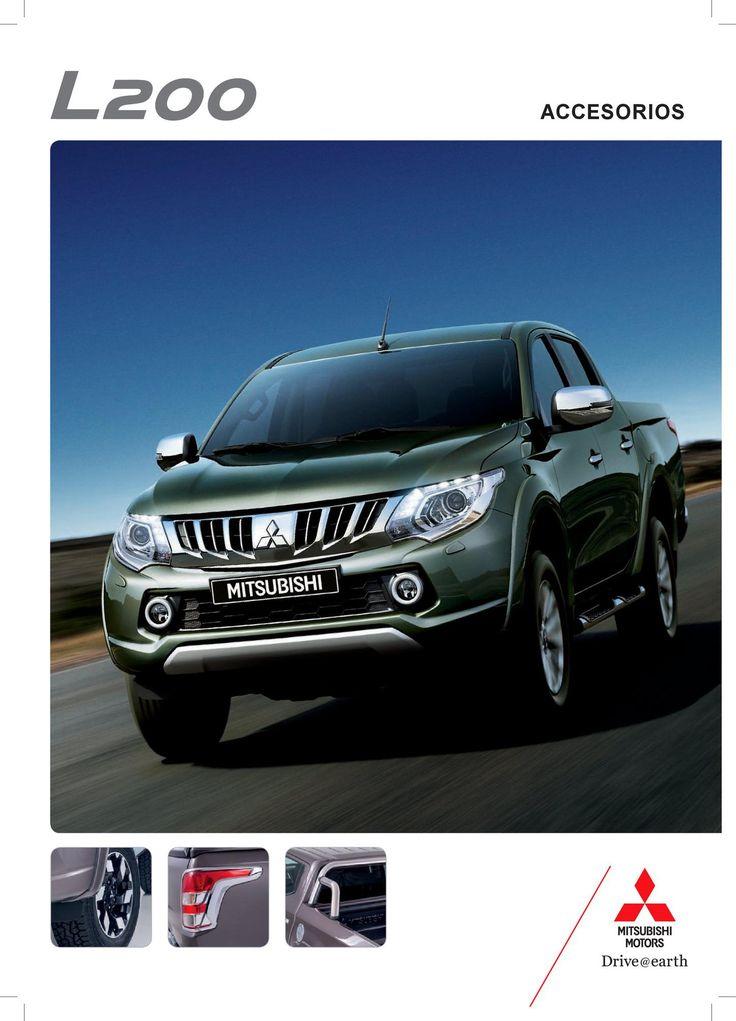 Accesorios L200 - Mitsubishi Motors