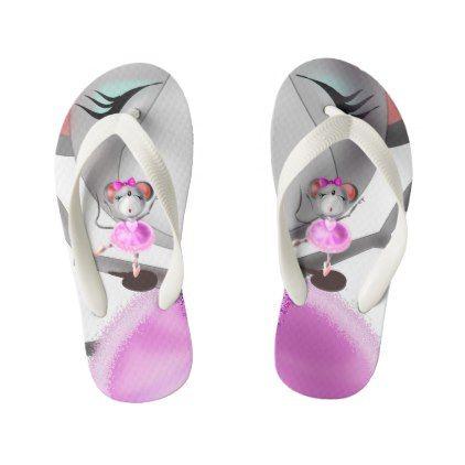 1873d1c0bf62c Flip Flops Kids - Mini Kid s Flip Flops - girl gifts special unique diy  gift idea